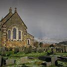 Llan Ffestiniog church by Rory Trappe
