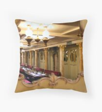 SS Great Britain Throw Pillow