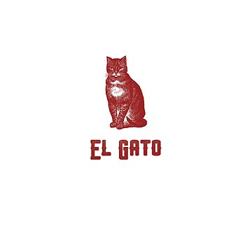 EL GATO | Animal Art by CarlosV
