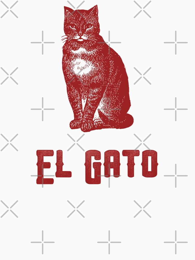 EL GATO | Animal Art by CarlosV