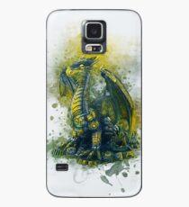 Steampunk Dragon Case/Skin for Samsung Galaxy