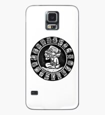 Calendar Mayan Case/Skin for Samsung Galaxy