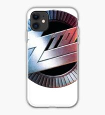 ZZ TOP Eliminator Classic Retro Rock Band iphone case