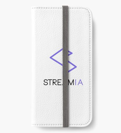 Streamia Logo Alt. iPhone Wallet