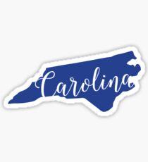 Carolina Sticker