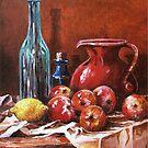 Still life by Sinisa Saratlic