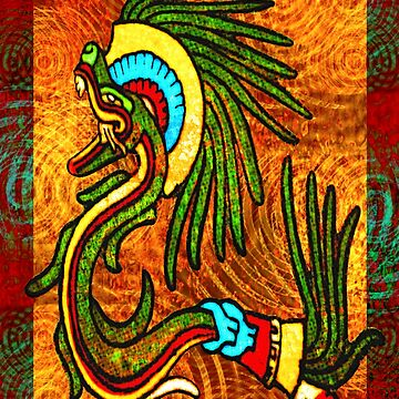 Beware of the Aztec Snake (Quetzalcoatl) - V3.2 by xim0ex
