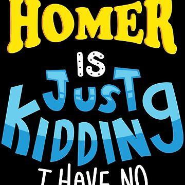 Best Friends Dearest Name Design Homer by PM-Names