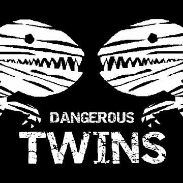 Dangerous twins by Johnnypointjoe