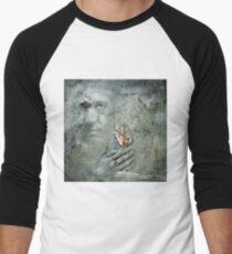 No Title 81 T-Shirt Men's Baseball ¾ T-Shirt