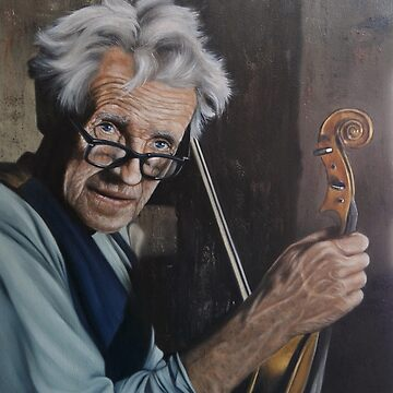 The fiddle maker by AnetDuToit