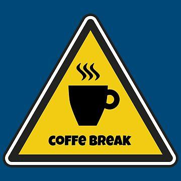 funny coffee anti drug by untagged-shop