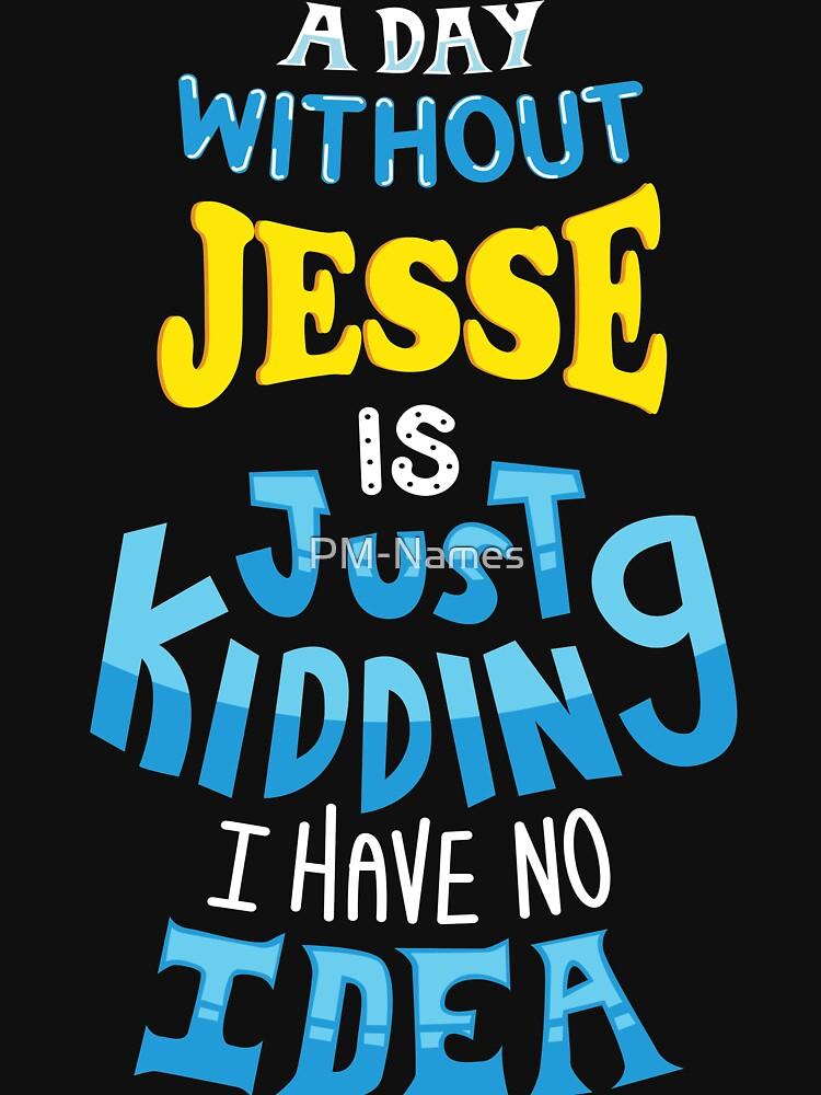 Best Friends Dearest Name Design Jesse by PM-Names