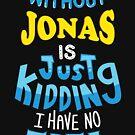 Best Friends Dearest Name Design Jonas by PM-Names