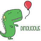Dinolicious by Zero81
