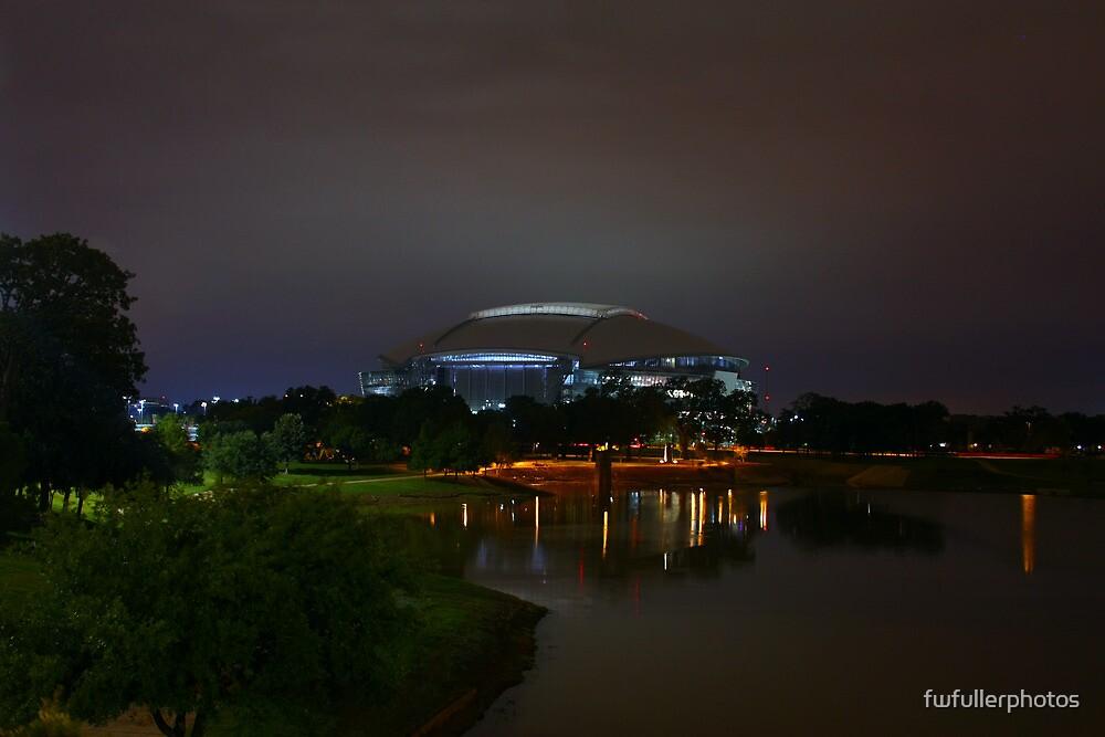New Dallas Cowboys Stadium by fwfullerphotos