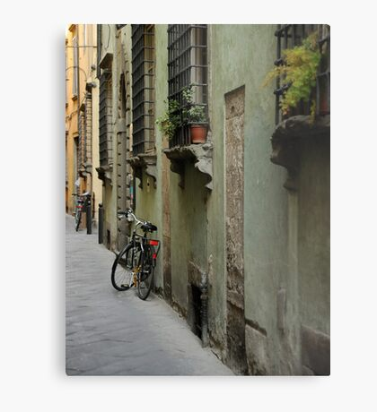 Lonely Twins Metal Print