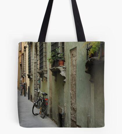 Lonely Twins Tote Bag