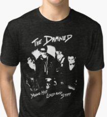 Damned Tri-blend T-Shirt