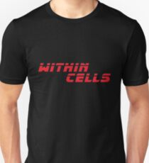 WITHIN CELLS Red (from Blade Runner 2049) Scifi T-Shirt Geek Apparel Unisex T-Shirt