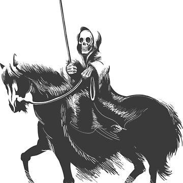 Death Rides Horse by devaleta
