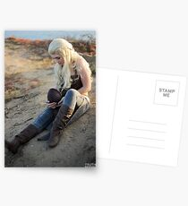 I am the blood of the dragon Postcards