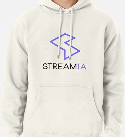 Streamia Logo Alt. T-Shirt