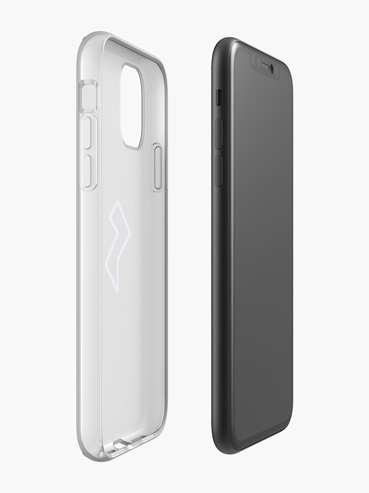 Alternate view of Streamia Lightning iPhone Case & Cover