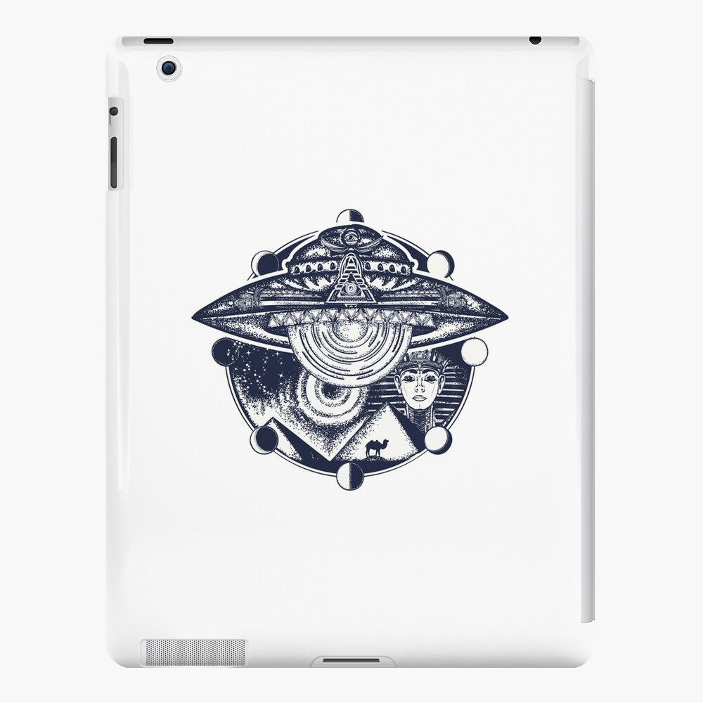 asteroidday 14 iPad Cases & Skins