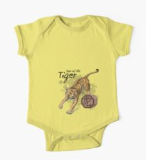 Chinese Zodiac - The Tiger One Piece - Short Sleeve