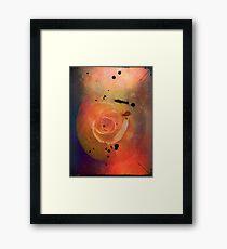 Grace Ablaze Framed Print
