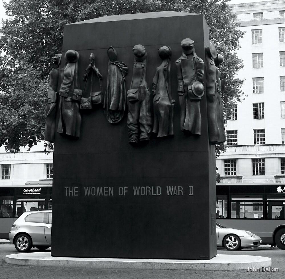 Women at War by John Dalkin