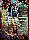 Iridescent Machinery by Ruski
