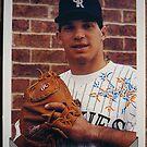 435 - Joe Girardi by Foob's Baseball Cards