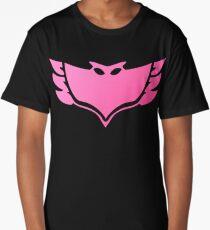 Pj masks Owlette symbol Long T-Shirt