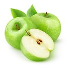 Green apples by 6hands
