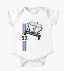 VW Herbie 53 One Piece - Short Sleeve