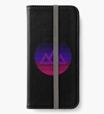 Silent Night at the Great Pyramid iPhone Wallet/Case/Skin