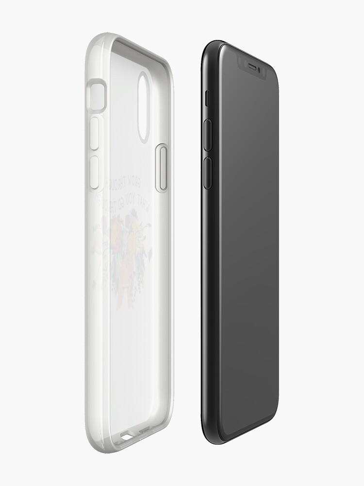 Alternative Ansicht von Wachsen Sie durch, was Sie durchmachen iPhone-Hülle & Cover