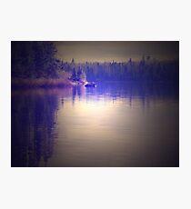 Kawishiwi Lake Photographic Print