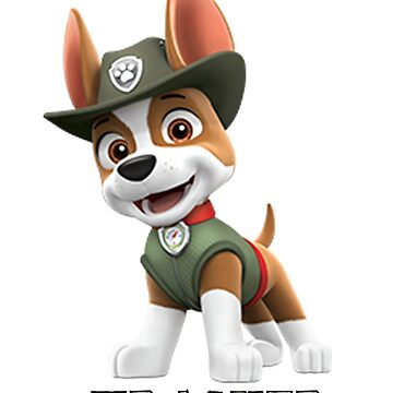 Paw Patrol Tracker by docubazar7
