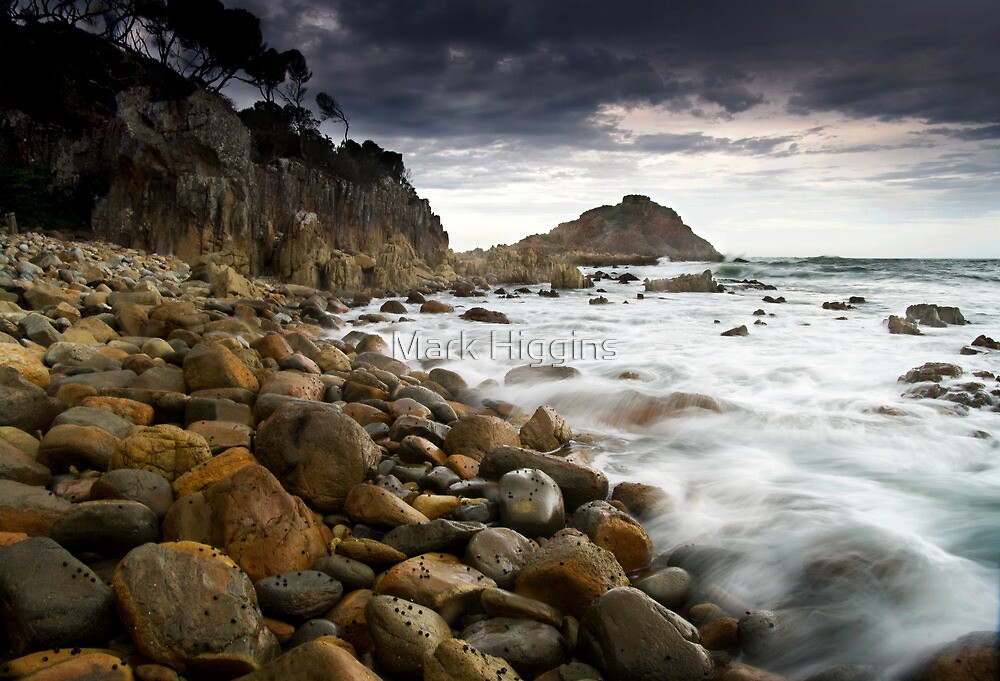 Mimosa Rocks by Mark Higgins