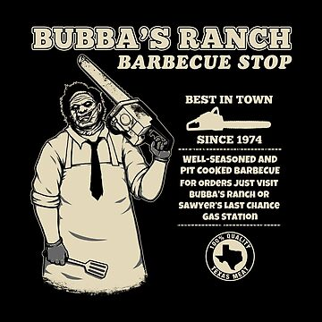 Bubba's Ranch BBQ Stop by pigboom