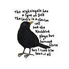 Blackbird  by Elijah Barns