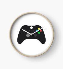 Manette Xbox Clock