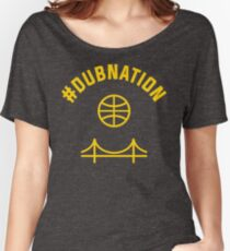 Dub Nation Women's Relaxed Fit T-Shirt