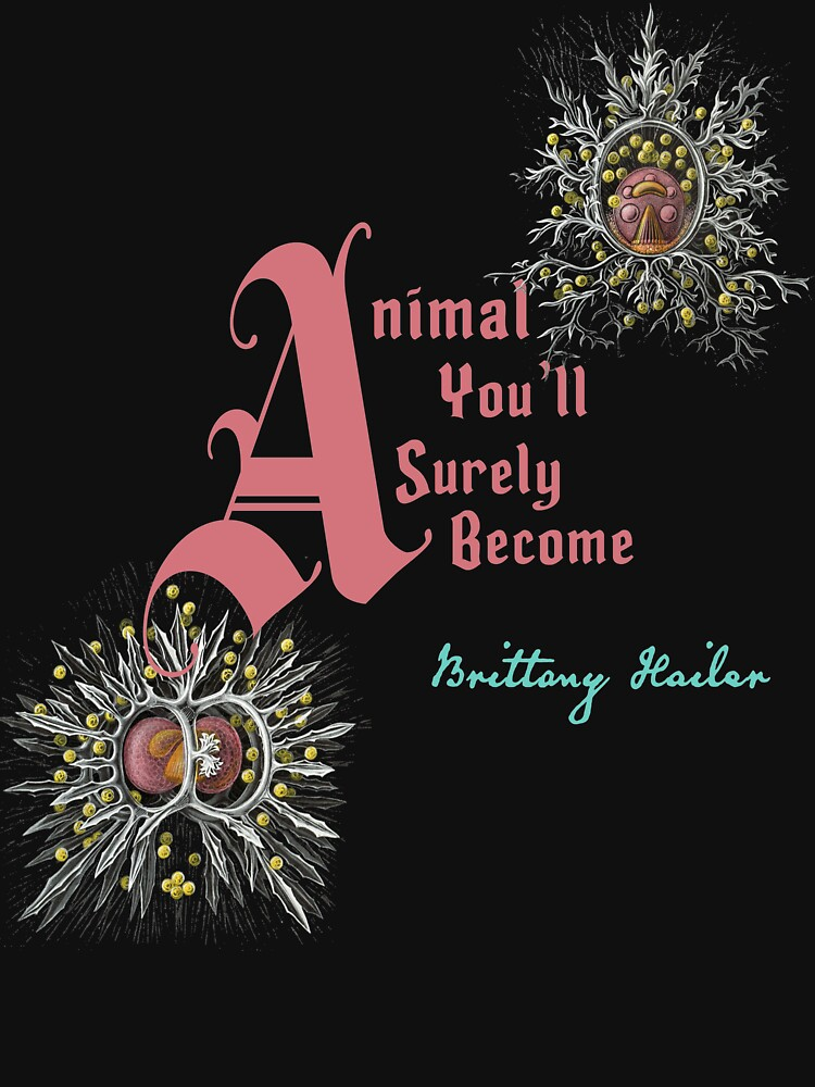 Animal You'll Surely Become - Cover Art by TolsunBooks
