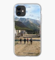 Eureka, Colorado ca 1900 iPhone Case