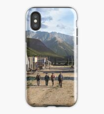 Eureka, Colorado ca 1900 iPhone Case