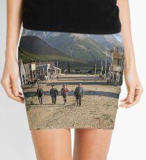 Eureka, Colorado ca 1900 Mini Skirt